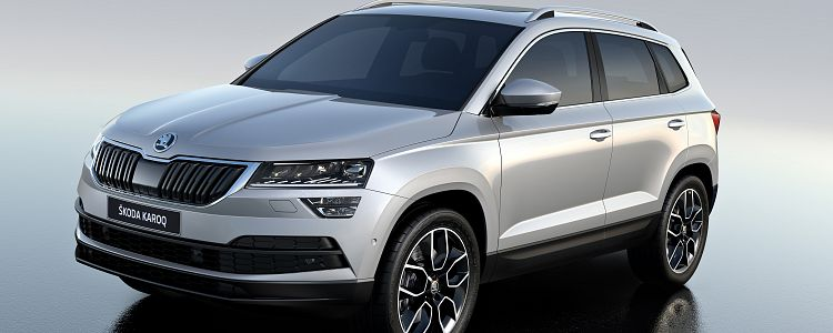 Skoda unveils all-new Karoq