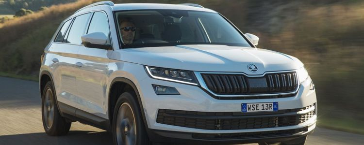 Skoda resets with Kodiaq seven-seat SUV