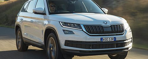 Skoda Kodiaq scores diesel, Rapid adds equipment