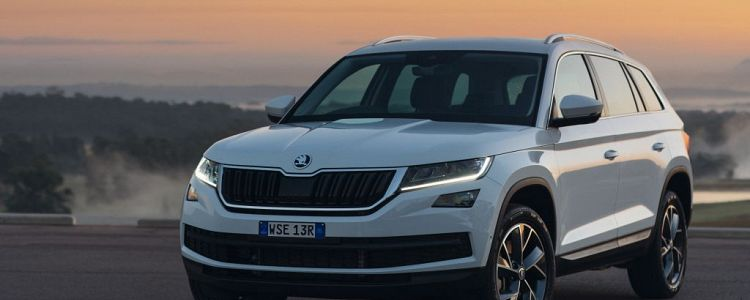 Skoda Kodiaq 132TSI 4x4 Review