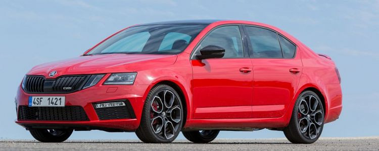 Skoda Octavia RS245 to start from $43,390 BOCs