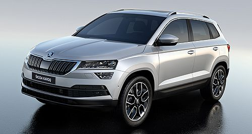 Skoda eyeing new crossover