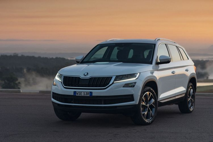 skoda kodiaq 132tsi 4x4 review. Black Bedroom Furniture Sets. Home Design Ideas
