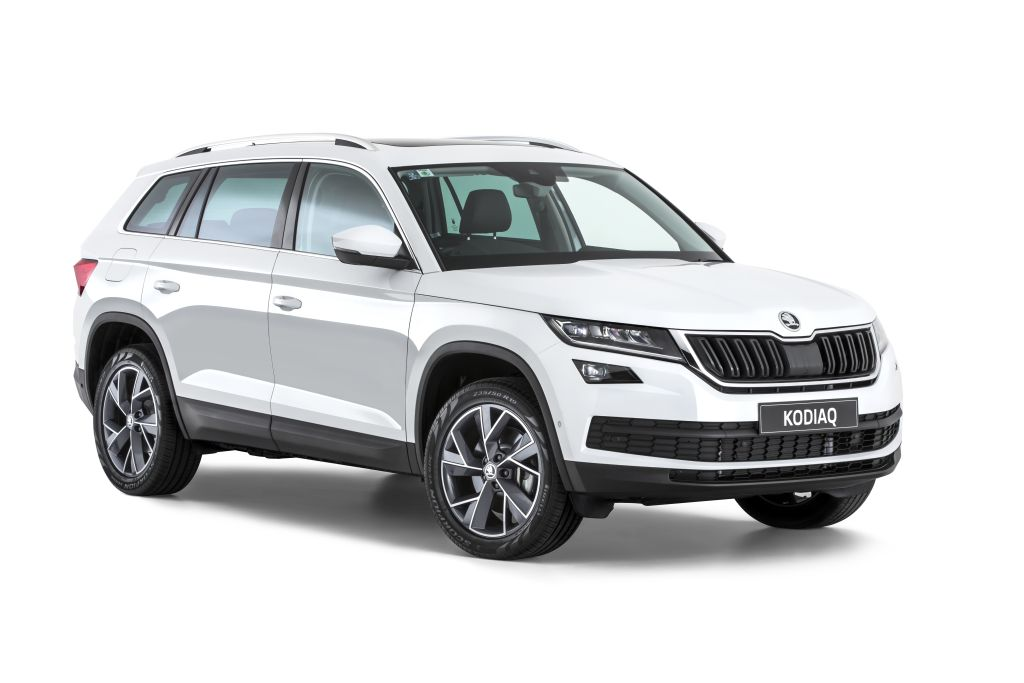 skoda kodiaq to lob from 43k. Black Bedroom Furniture Sets. Home Design Ideas