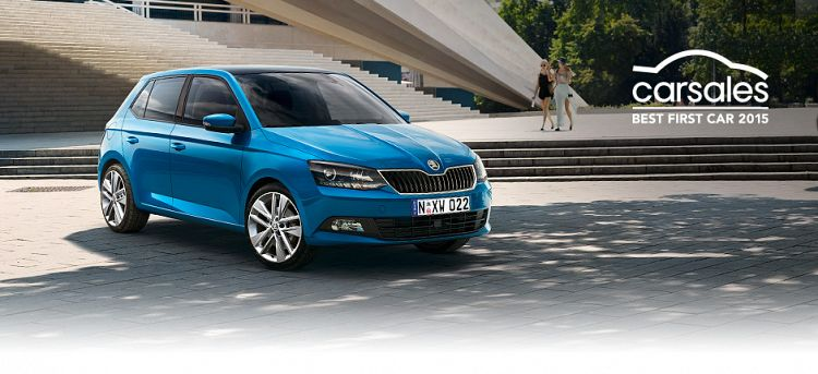 ŠKODA Fabia awarded the Best First Car in Carsales Car of the Year Awards