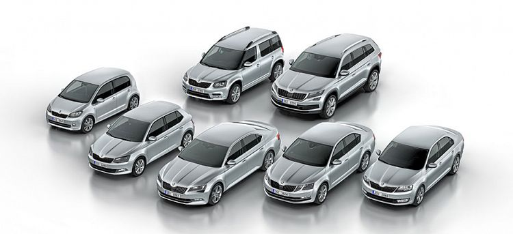 ŠKODA delivered 1 127 700 vehicles last year