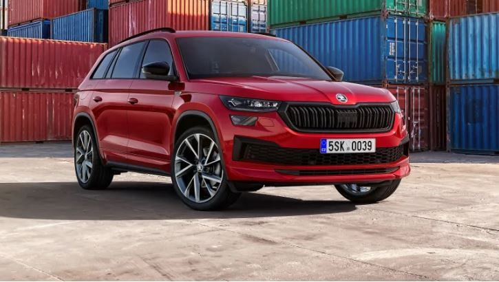 2022 Skoda Kodiaq Facelift Revealed